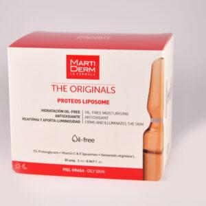 Proteos Liposome - 10 ampollas